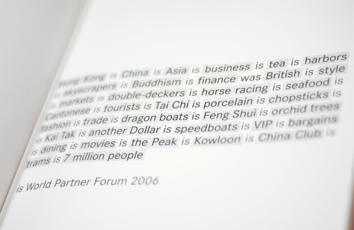 World Partner Forum 2006. Daimler Financial Services
