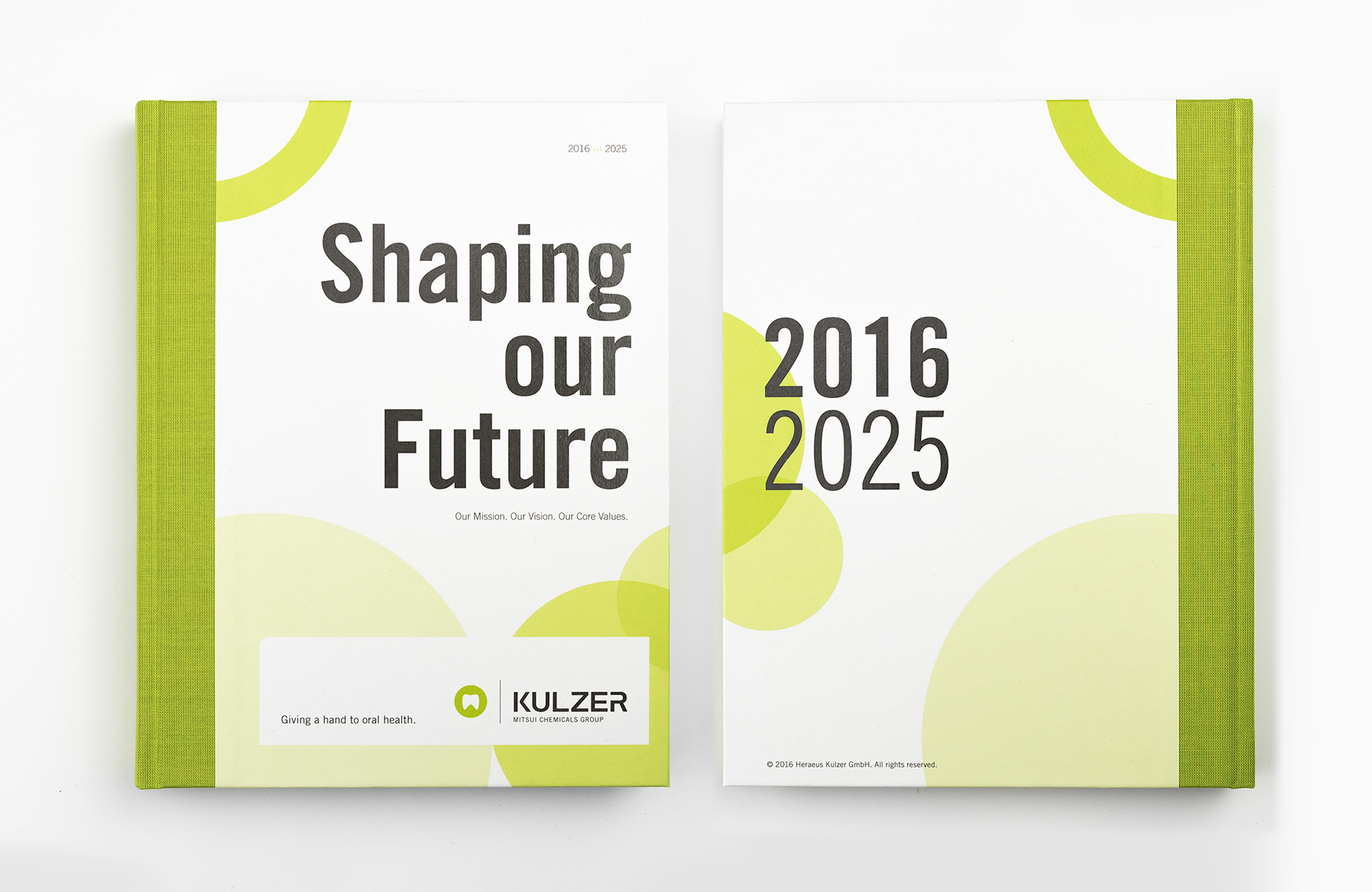 Shaping the Future. KULZER MITSUI CHEMICALS GROUP
