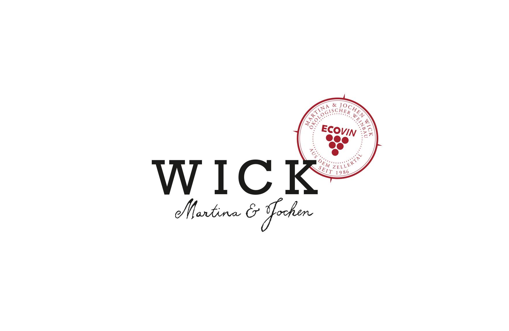 Branding & Produktkommunikation. Weingut Wick